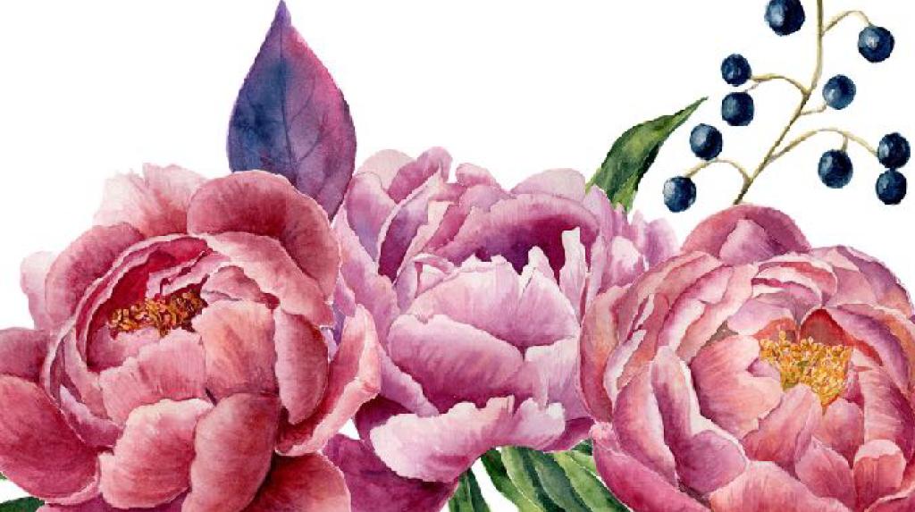 Blumenspende