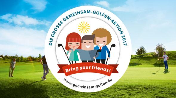 Gemeinsam Golfen 2017