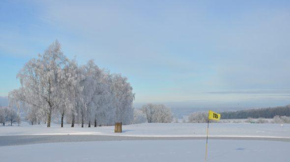 Winterbild GC Glashofen-Neusaß Grün 18