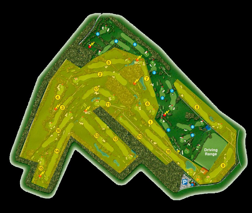 18-Loch-Meisterschaftsplatz-gelb-1