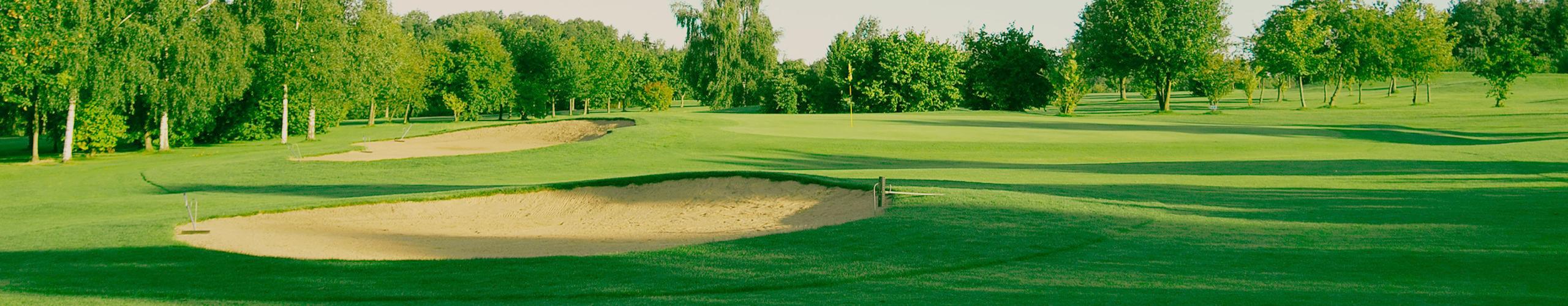 Golfanlage Banner 2