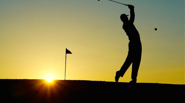 Golfreise mit dem Pro