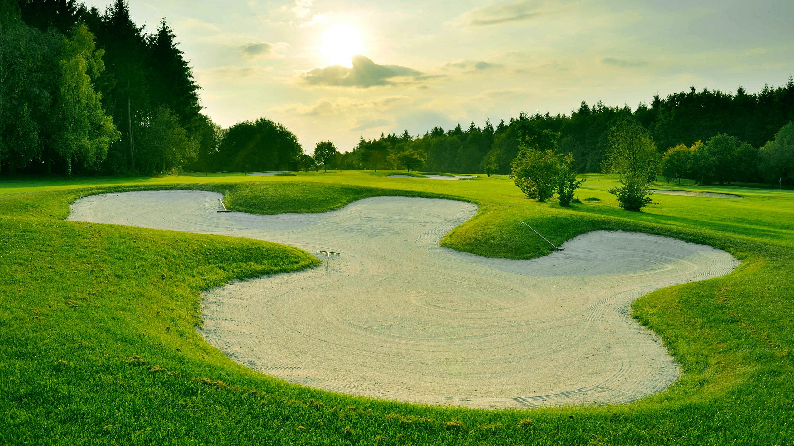 Golfen im Odenwald!