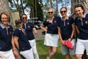 Mannschaft AK 30 Damen